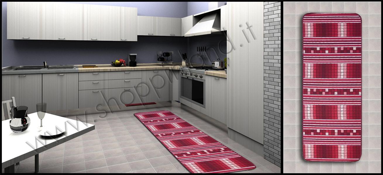 Passatoie per la cucina online  Tronzano Vercellese