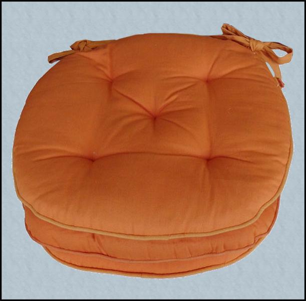 Cuscini in cotone low cost quadrati e rotondi per le sedie