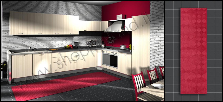 Tappeti Cucina Moderni - Idee per la progettazione di ...
