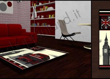 Tappeti Soggiorno Classico | Il Tappeto Rug Design4u