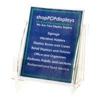 Clear Acrylic Knockdown Magazine Holder - Buy Acrylic ...
