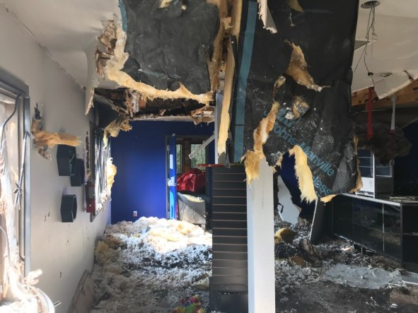 Inside Damage at Chronic Therapy
