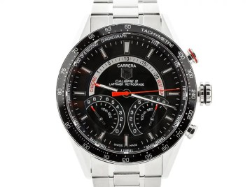 Preowned TAG Heuer Carrera Laptimer