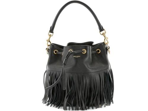 Yves Saint Laurent Bucket Bag