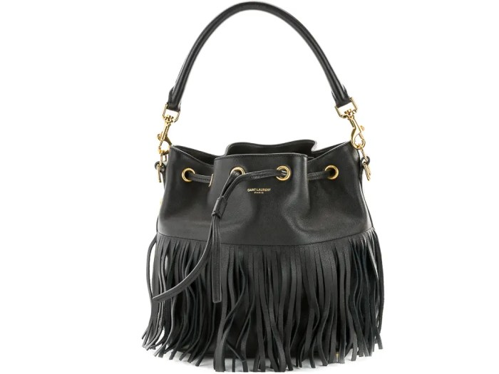 Yves Saint Laurent Bucket Bag