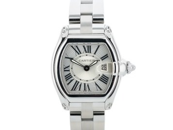 Preowned Cartier Roadster Ladies watch