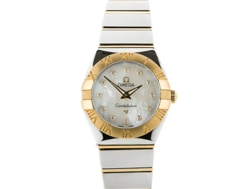 Preowned Omega Constellation Watch