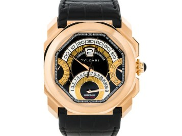 Bvlgari Gerald Genta Octo Quadri Watch