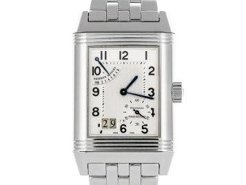 Jaeger LeCoultre Reverso Grande Date Watch