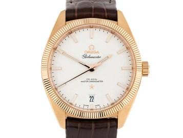 Omega Globemaster Watch