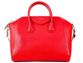 Red GIVENCHY Tote bag