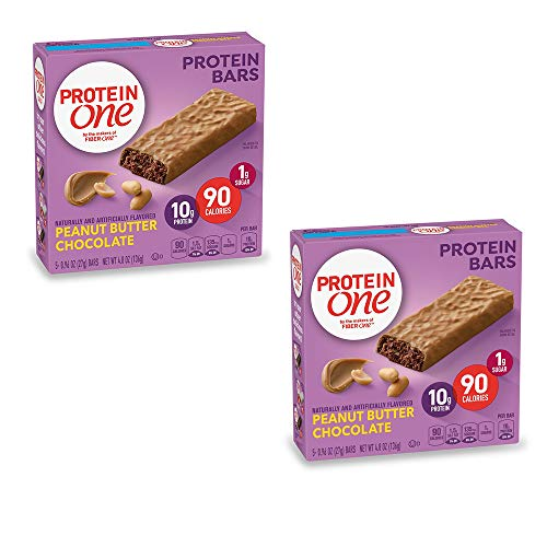 Protein One 90 Calorie Peanut Butter Chocolate 10 ct 9.6 ...