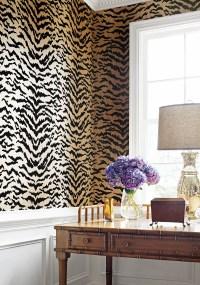 Amazing Animal Print Wallpaper Ideas - shoproomideas