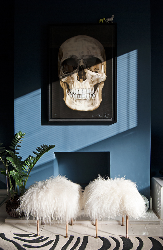 All The Rage  Sheepskin Dcor For Your Home  shoproomideas