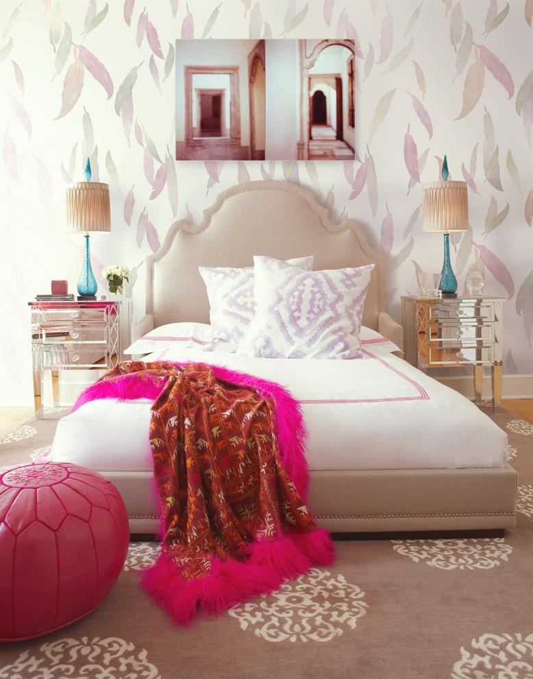 5 stunning pastel rooms decorating