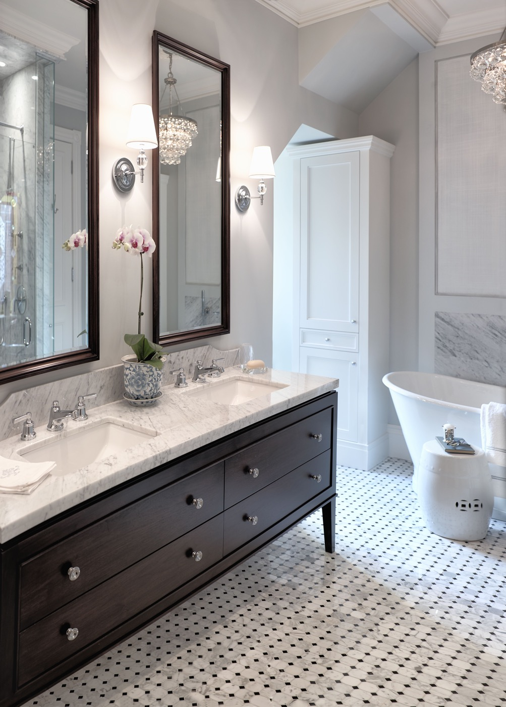 8 mind blowing small bathroom makeovers (before and after photos