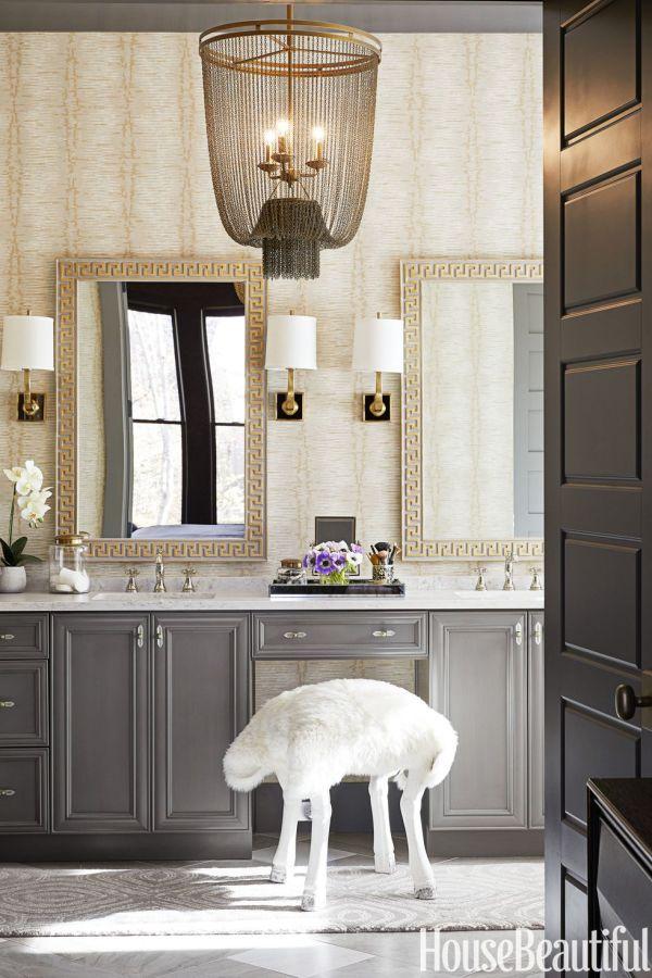 Glam Bathroom Decor Ideas