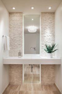 7 Stunning Stone Accent Wall Design Ideas - shoproomideas