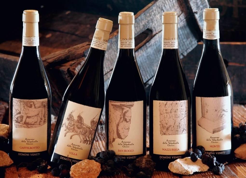 Rượu Vang Ý Castelrotto Mazzurega Monte San Rocco Villa