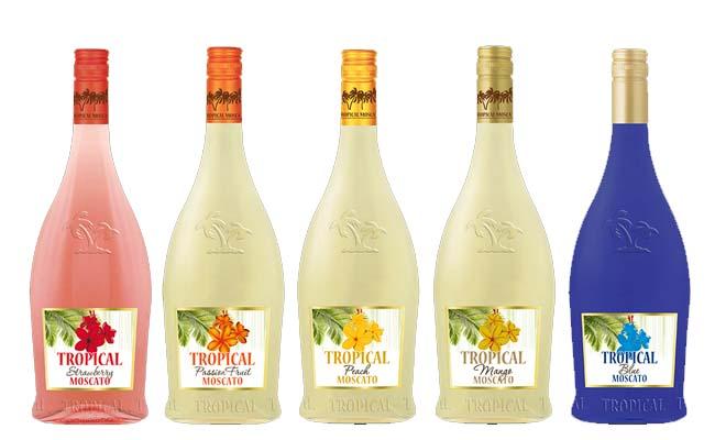 Rượu Vang Ý Tropical Mango Moscato