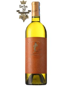 Vang Pháp Arrogant Frog Grande Reserve Limoux Blanc khi nhìn sẽ thấy có màu vàng rơm. Rượu mang hương thơm các loại quả chín mọng