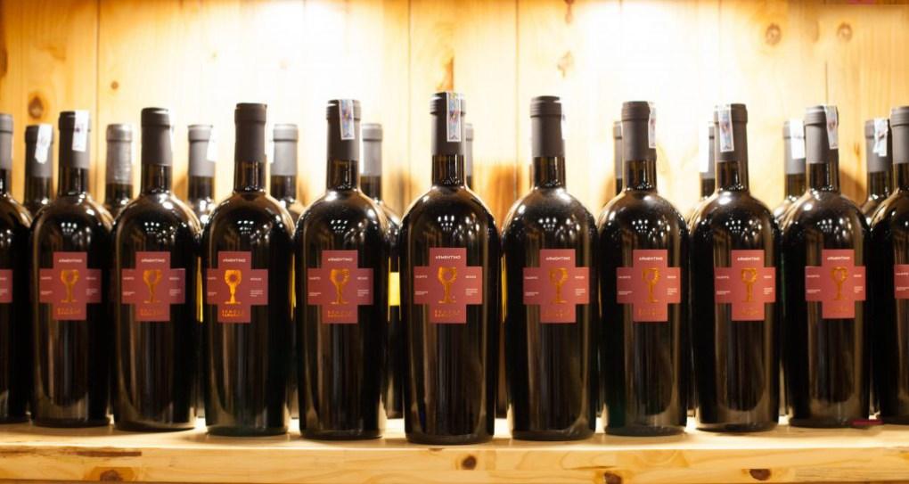 Nhà phân phối rượu vang Armentino tại Bình Định giá rẻ