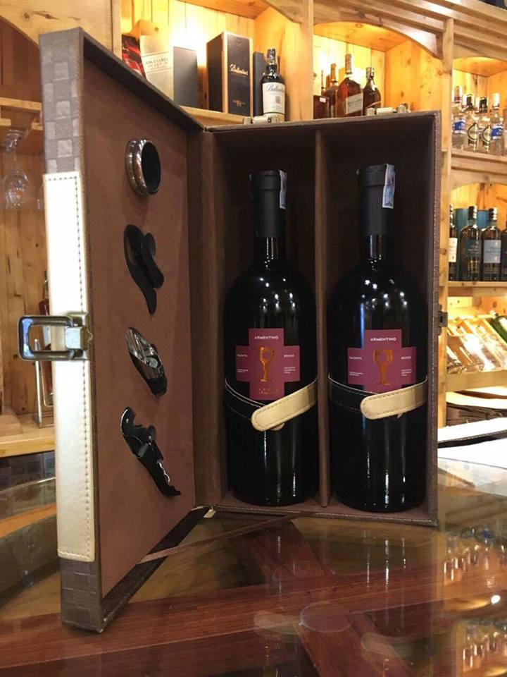 Nhà phân phối rượu vang Armentino tại Cao Bằng giá rẻ