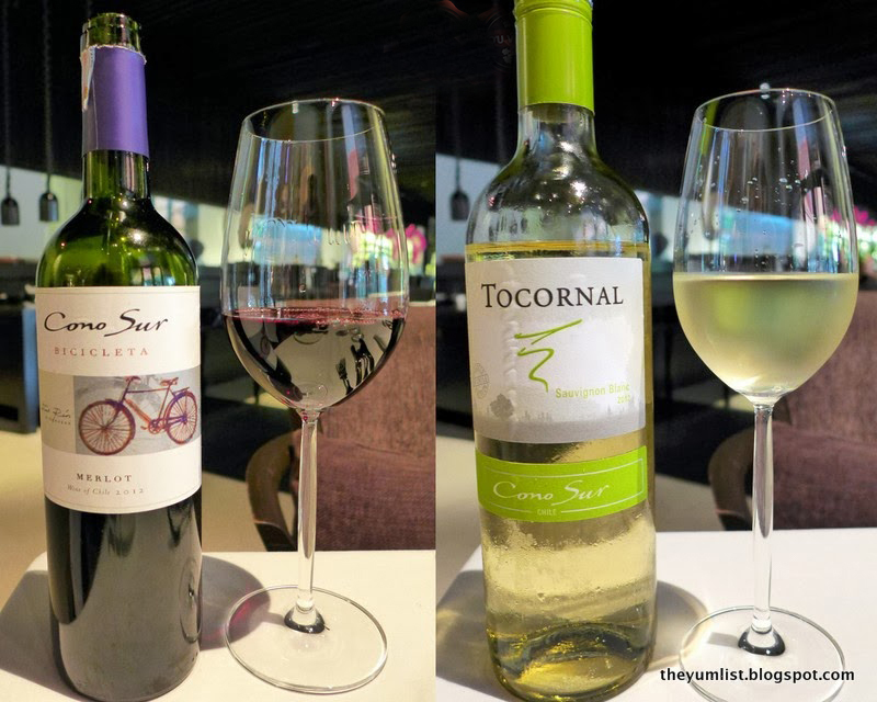 Rượu Vang Chile Cono Sur Tocornal Sauvignon Blanco