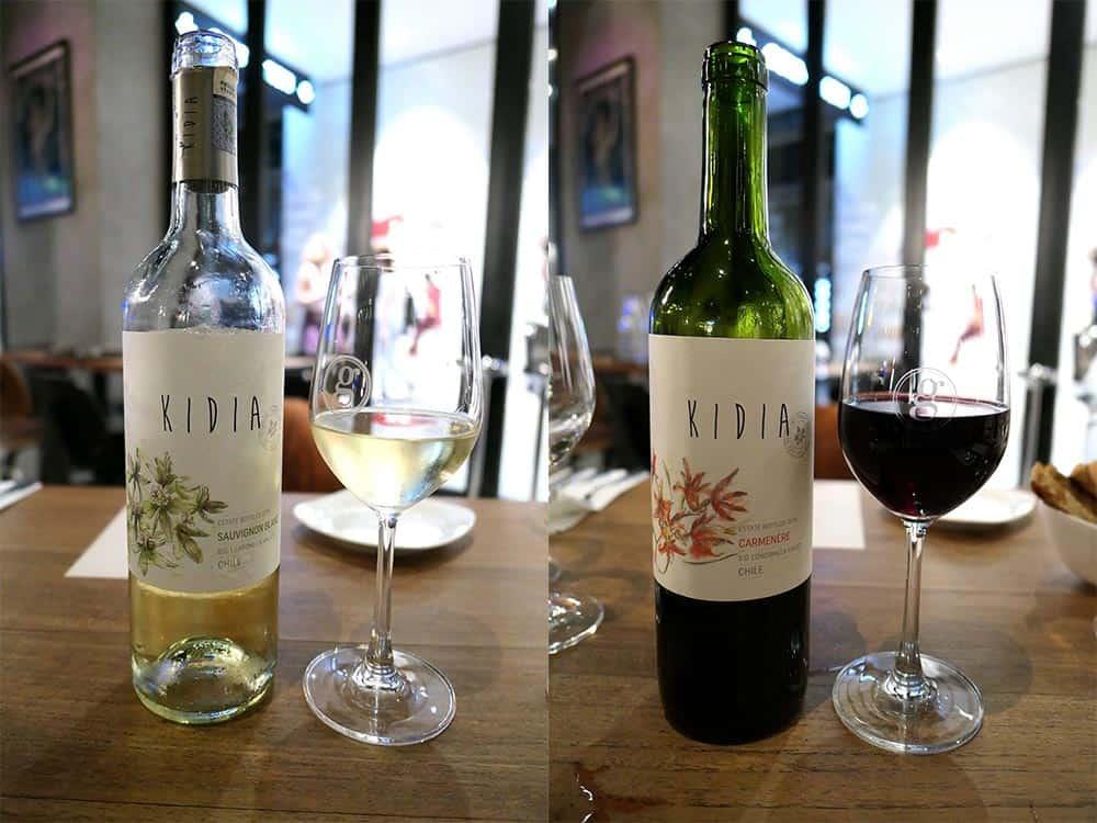 Rượu vang chile kidia sauvignon blanc tại Bắc Giang giá tốt