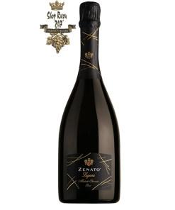 Rượu Vang Ý Zenato Lugana Brut 3L là vang sủi bọt thích ứng cao với nhiều món ăn. Khi rót rượu ra ly bạn sẽ thấy những hạt bong bóng