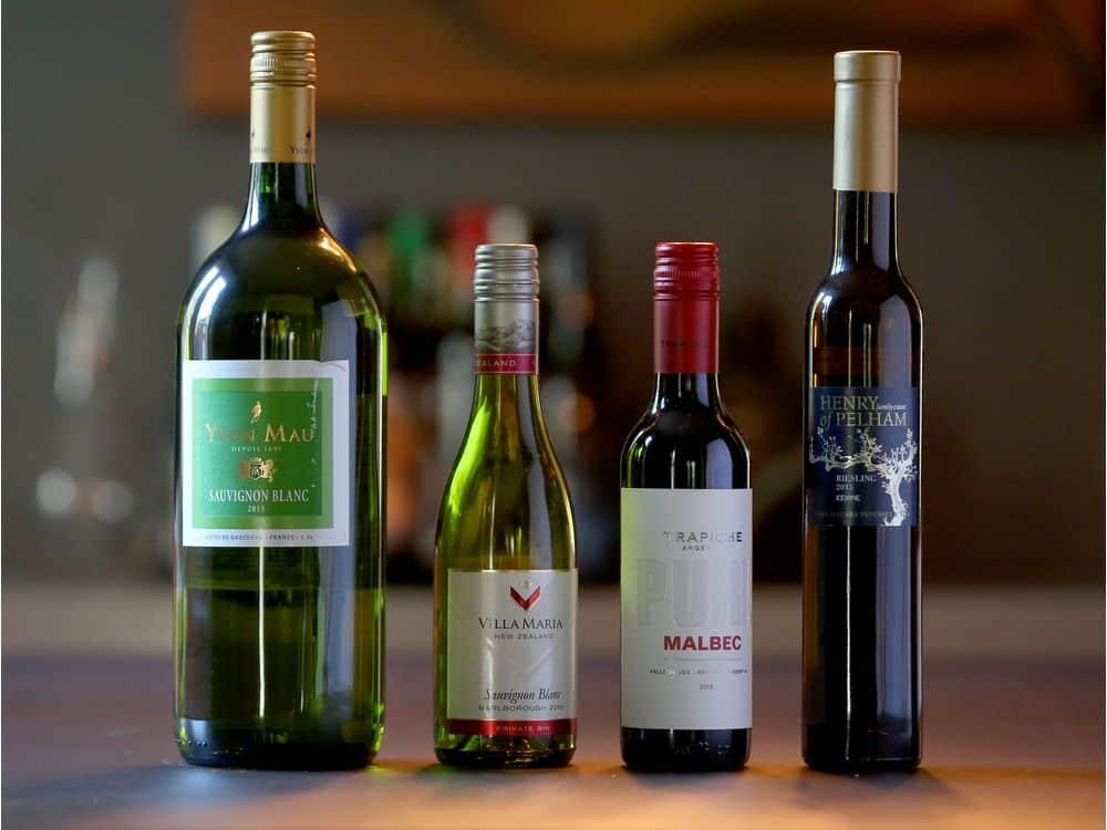 Rượu Vang Ngọt Icewine Riesling 200ml