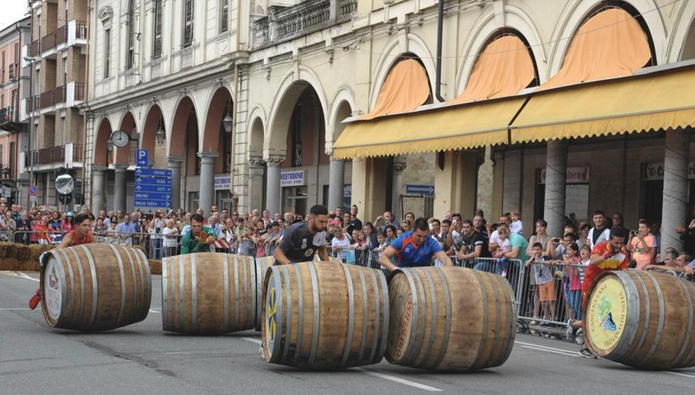 lễ hội Corsa delle Botti