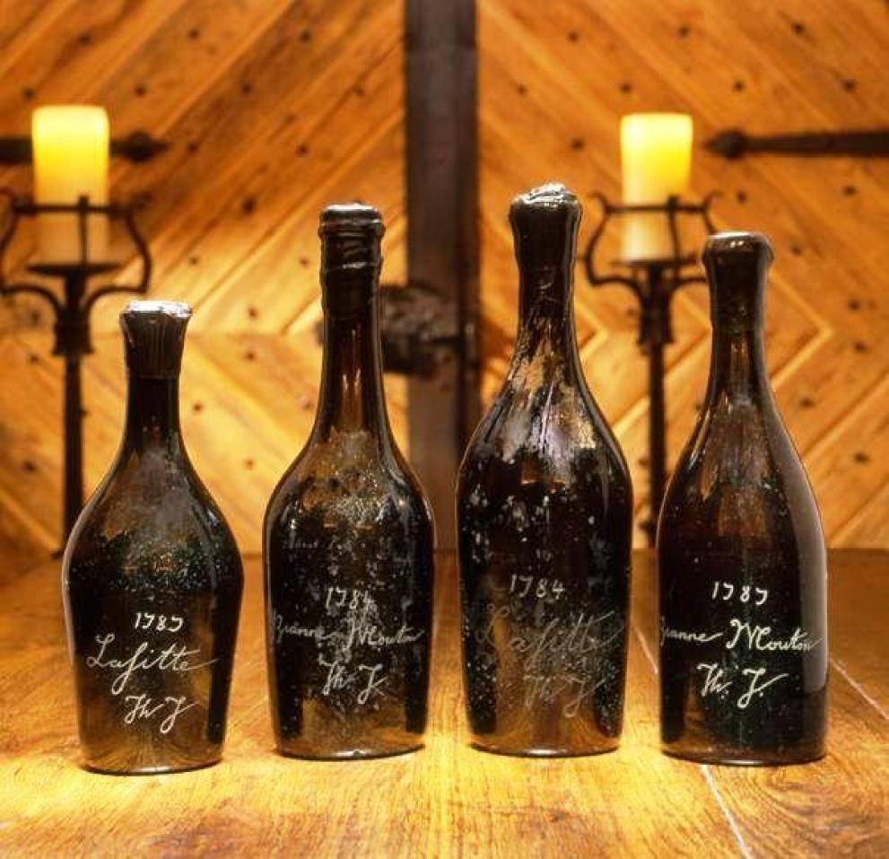 rượu vang đắt thứ 3