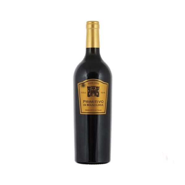 Rượu vang Torrid' oro DOC Primitivo