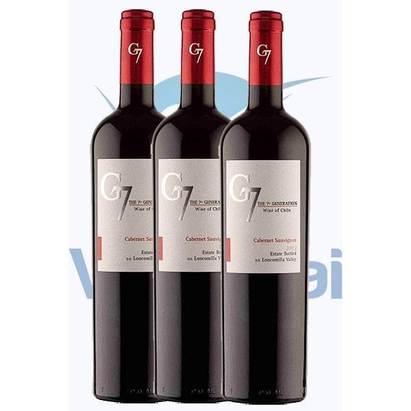 Bán rượu vang g7 cabernet sauvignon tại Hà Nội giá tốt nhất