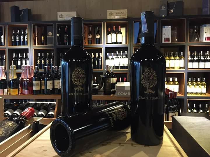 Bán rượu vang Ý Gran pumo tại Quảng Trị giá Tốt