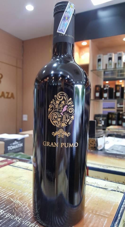 Bán rượu vang Ý Gran pumo tại Bắc kạn giá Tốt