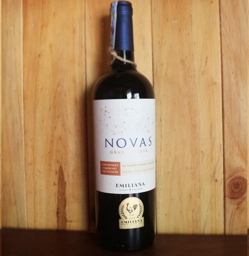 Nhà nhập khẩu rượu vang chile novas tại Bến Tre giá tốt nhất