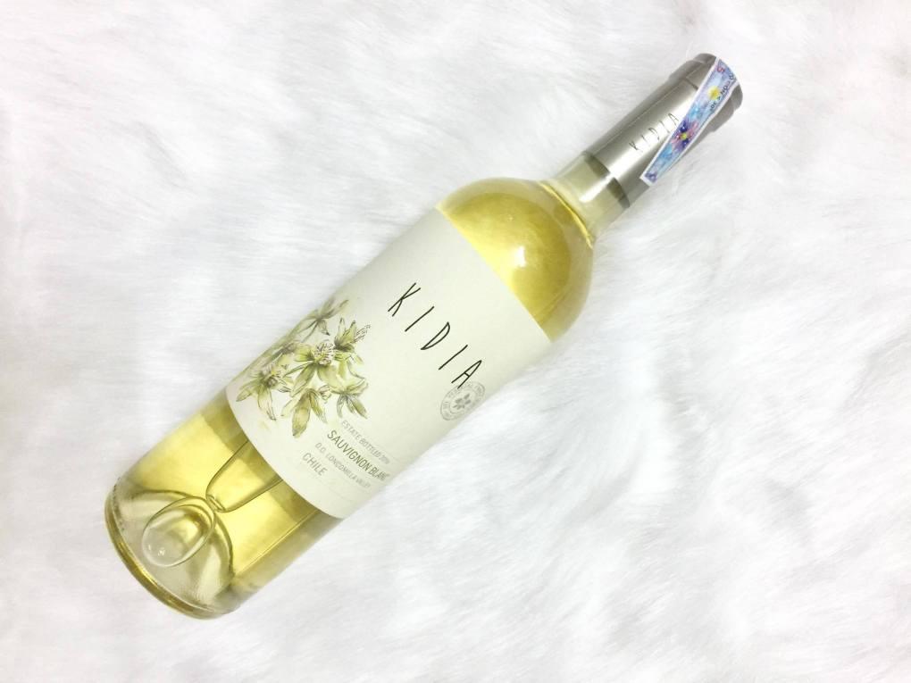 Rượu vang chile kidia sauvignon blanc tại Khánh Hòa giá tốt