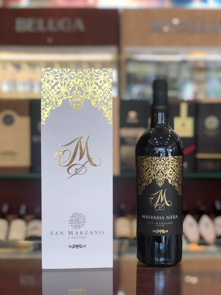 Bán rượu vang m malvasia nera tại Đà Lạt giá tốt nhất