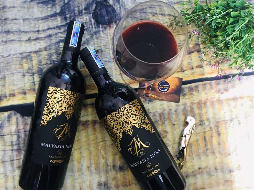 Bán rượu vang m malvasia nera tại Bắc Ninh giá tốt nhất