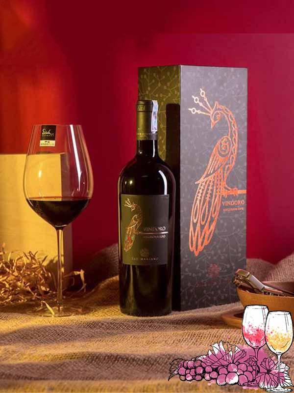Bán rượu vang vindoro negroamaro tại Trà Vinh giá tốt nhất