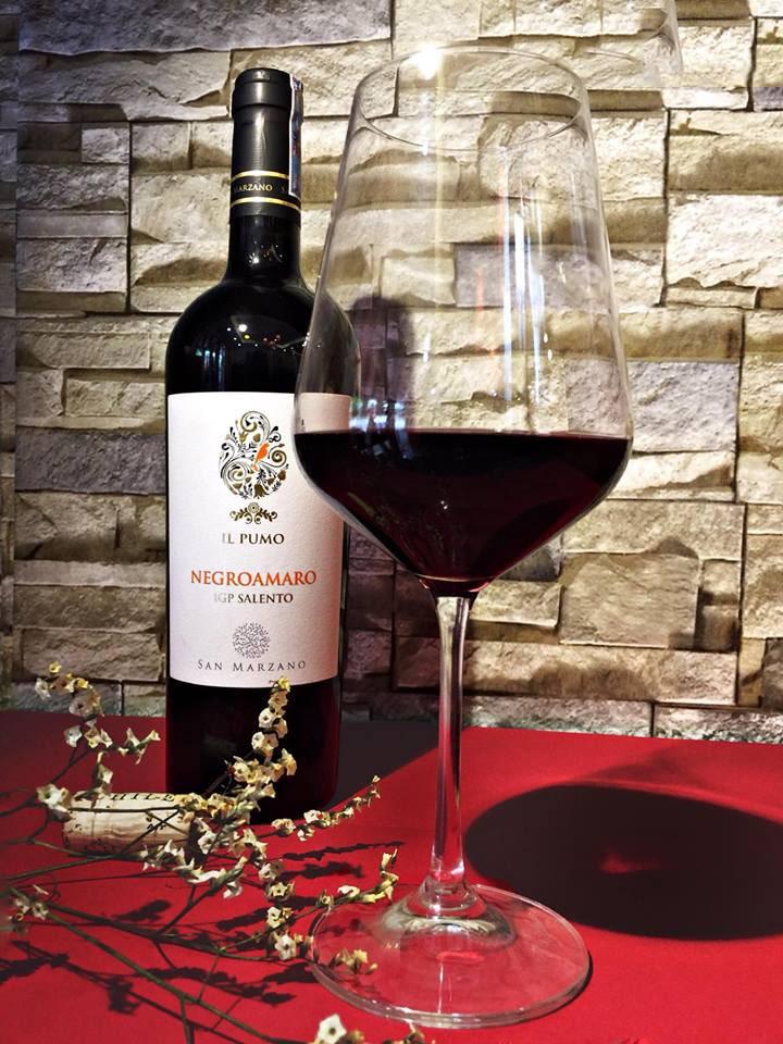 Bán rượu vang ý IL Pumo Negroamaro tại Đà Nẵng giá tốt nhất