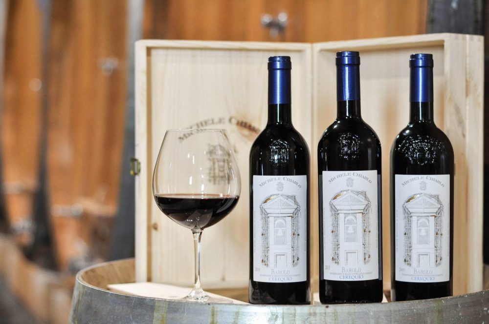 Rượu vang Michele Chiarlo Barolo Cerequio Nebbiolo
