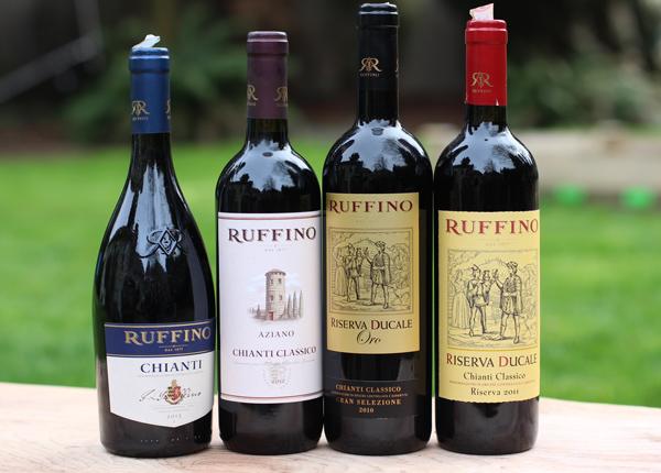 Rượu vang Rufino Chianti