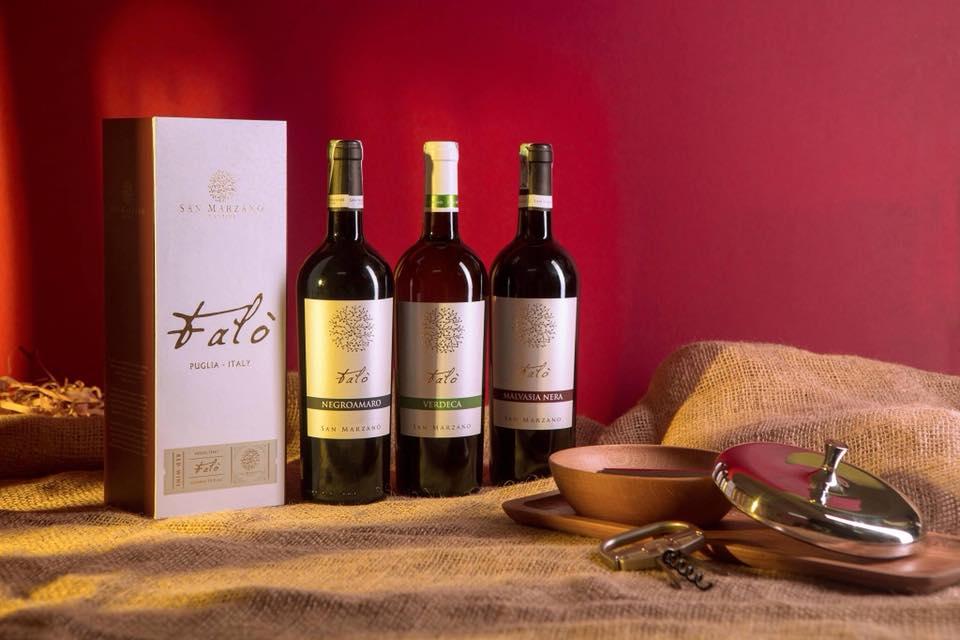 Bán Rượu Vang Ý Talò Verdeca tại Bến Tre giá tốt nhất - Shop rượu vang 247