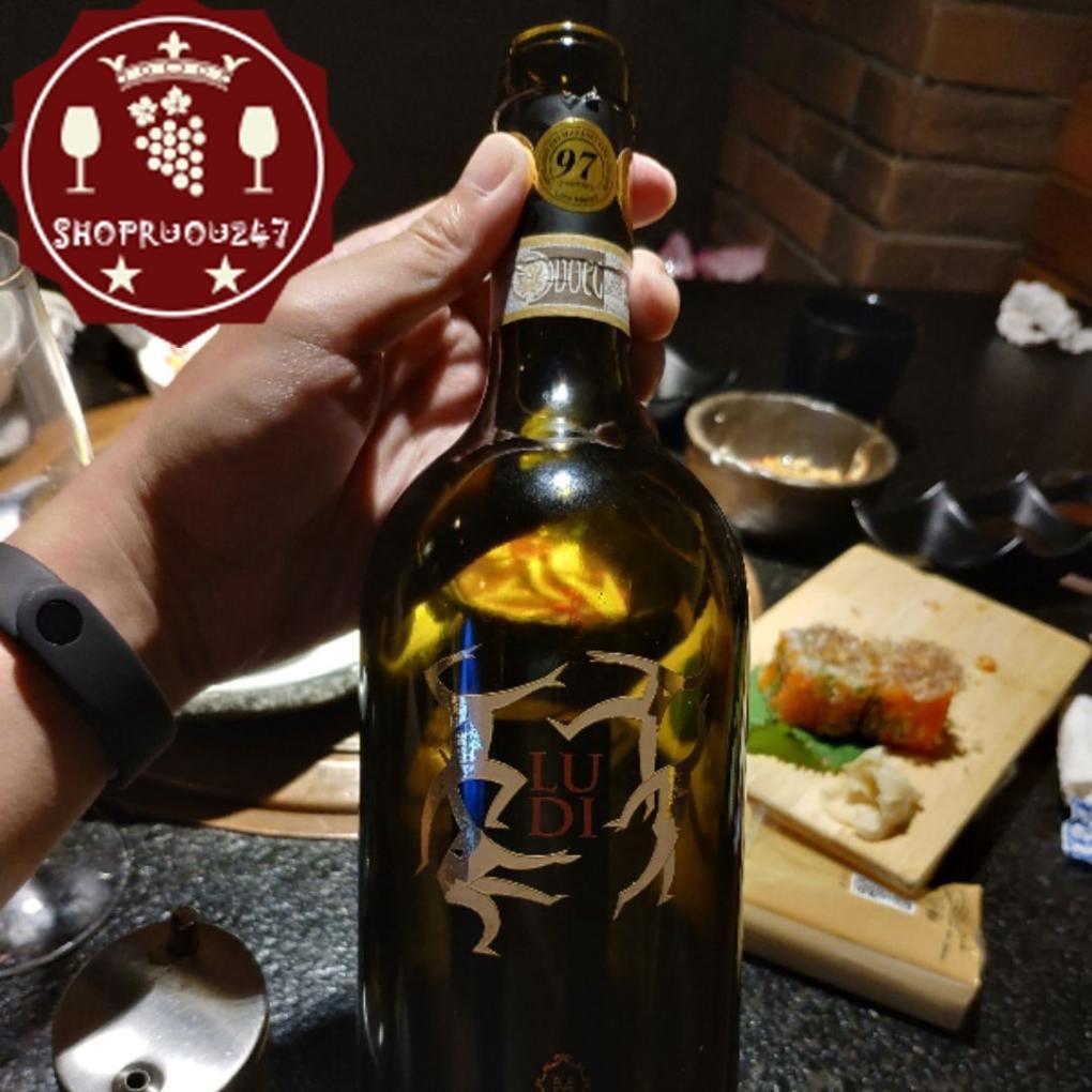 Rượu vang Ludi Velenosi Marche tại Đà Nẵng giá rẻ - Shop rượu 247