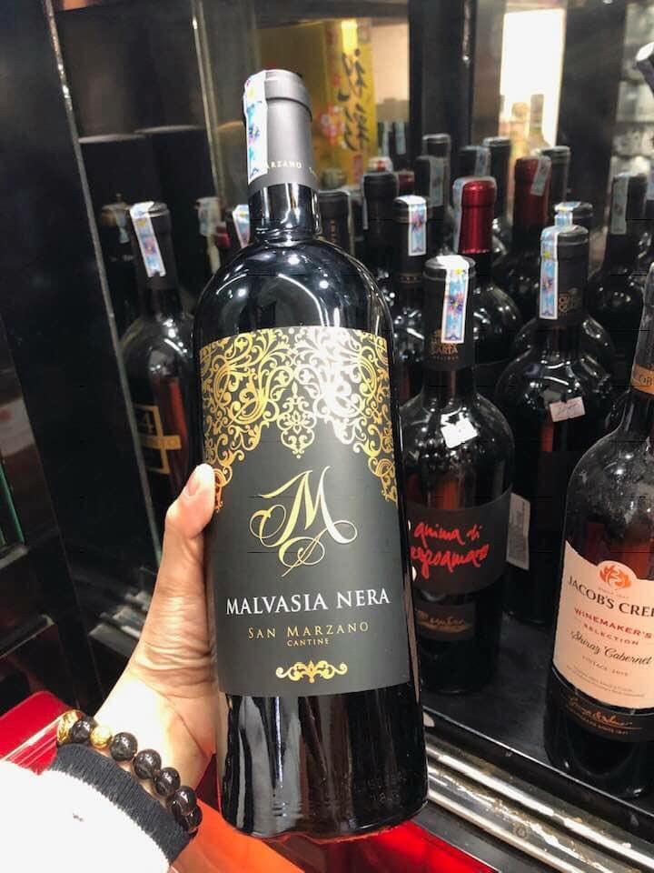 Rượu vang m malvasia nera tại Quảng Nam giá tốt nhất - Shop rượu 247