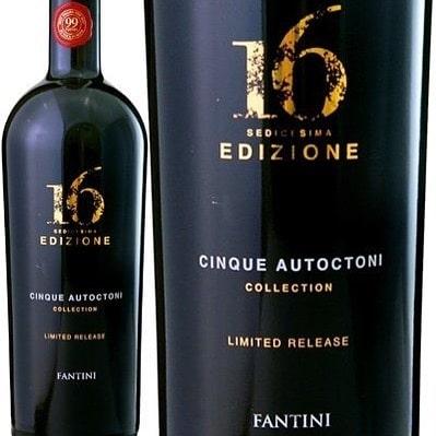 Rượu Vang Ý 16 Edizione Limited Release giá tốt tại Hải Phòng - Shop rượu 247