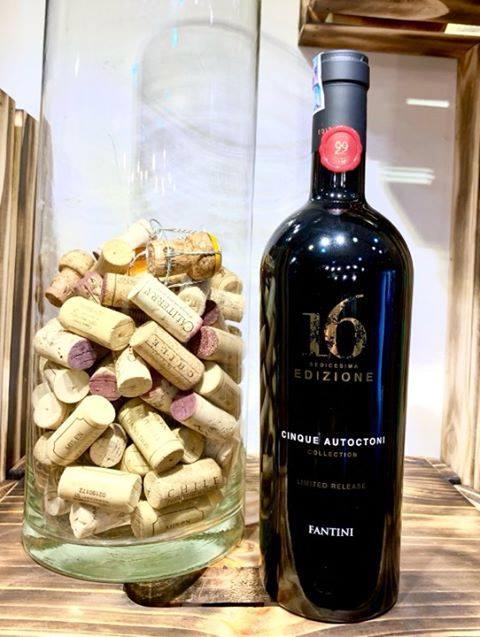 Nhập khẩu rượu vang Ý 16 Edizione Limited Release tại Nha Trang giá tốt nhất